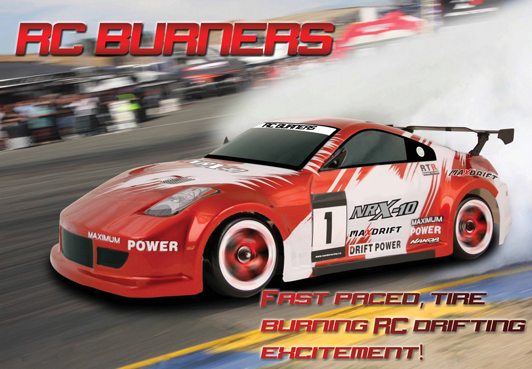 RC Burners