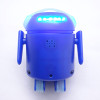 LIMITED EDITION Dark Blue BERO - Be The Robot™ - Programmable robot, Infrared optical navigation system, 6 motors, high quality light blue shell + FREE World-wide shipping!