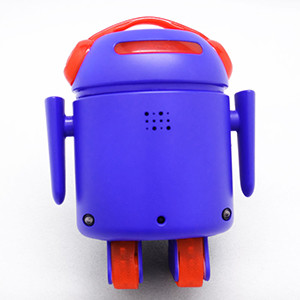 LIMITED EDITION BERO - Be The Robot™ - Programmable robot, Infrared optical navigation system, high quality light blue shell + FREE World-wide shipping!